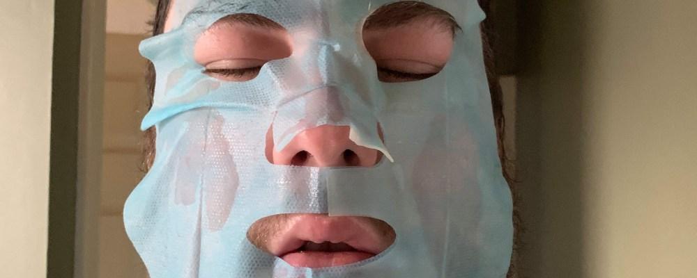 Having Brighter Skin Is Always A + | Nivea 10 Minute Q10 + C Sheet Mask