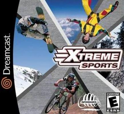 Xtreme Sports Dreamcast Game