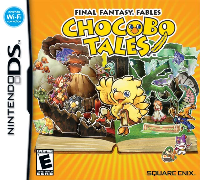 Final Fantasy Fables Chocobo Tales DS Game