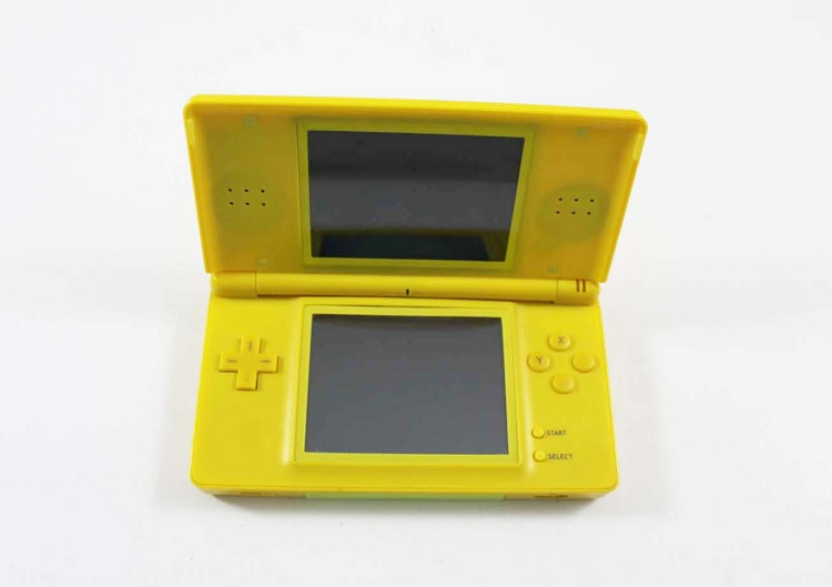 Nintendo DS Lite Pikachu Yellow Edition System