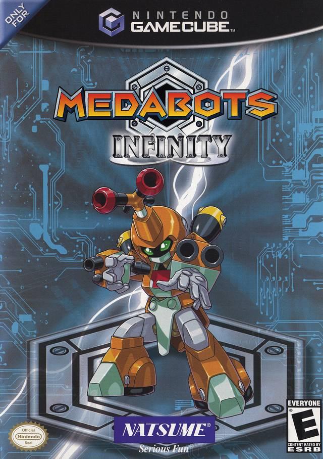Medabots Infinity Gamecube Game