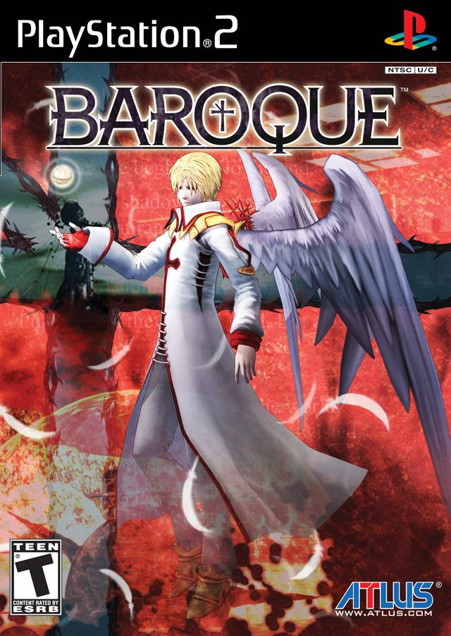Baroque Sony Playstation 2 Game