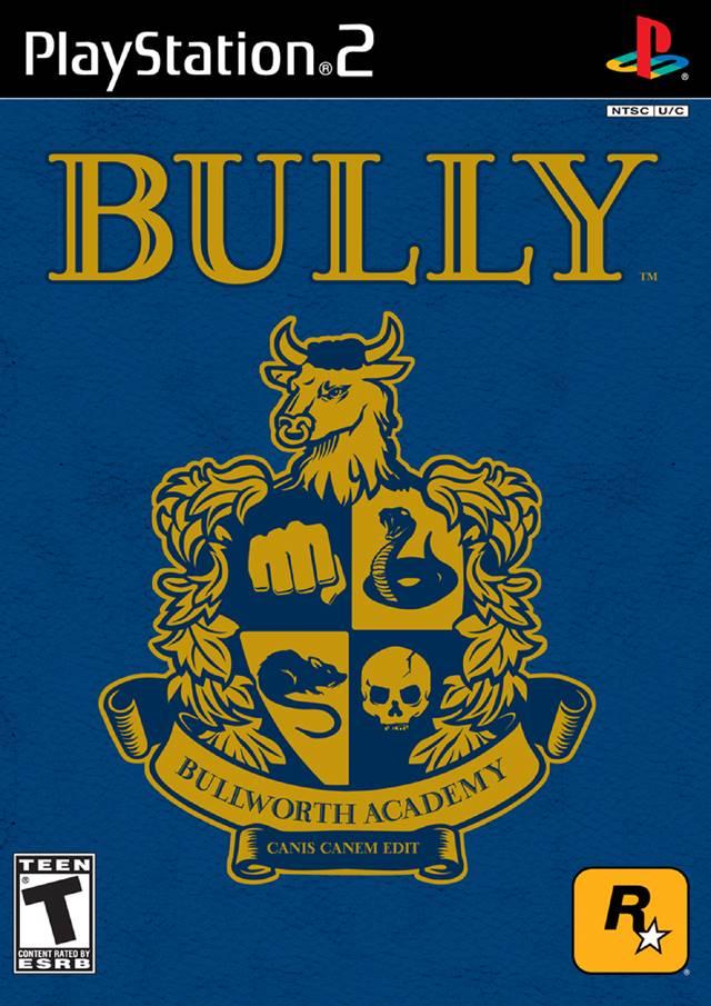 Bully Sony Playstation 2 Game