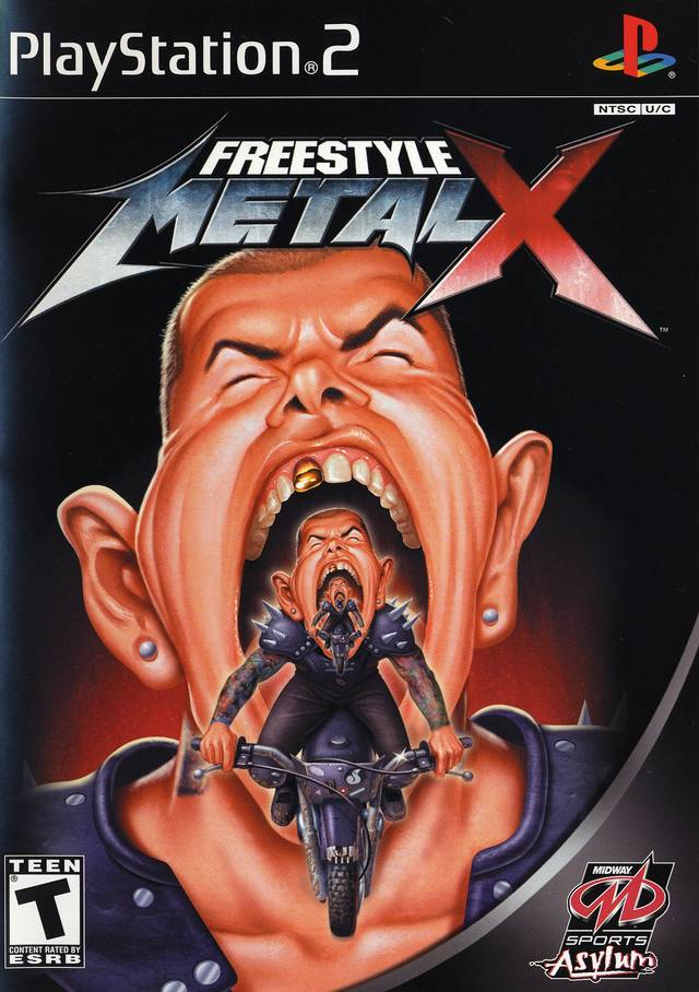 Freestyle Metal X Sony Playstation 2 Game