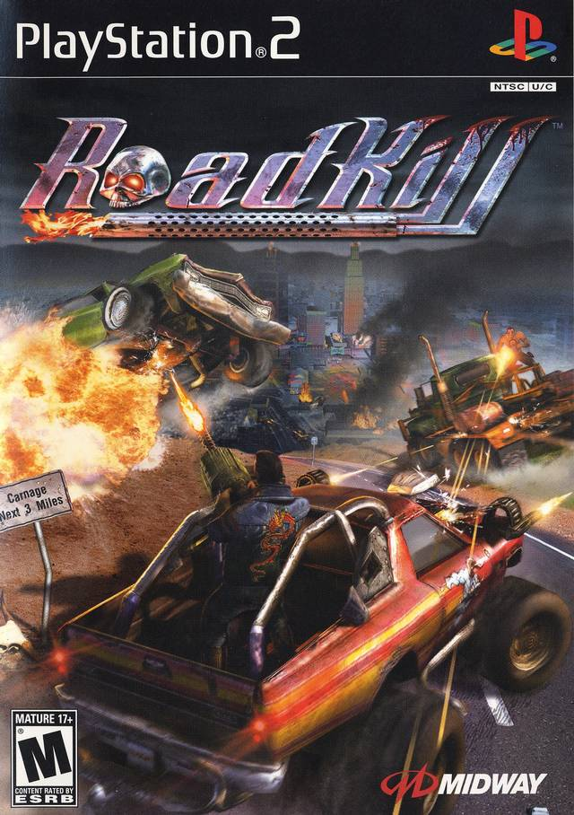 Roadkill Sony Playstation 2 Game Roadkill Thumbnail