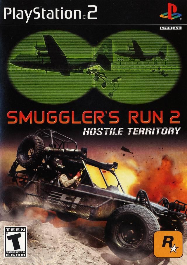 Smugglers Run 2 Sony Playstation 2 Game