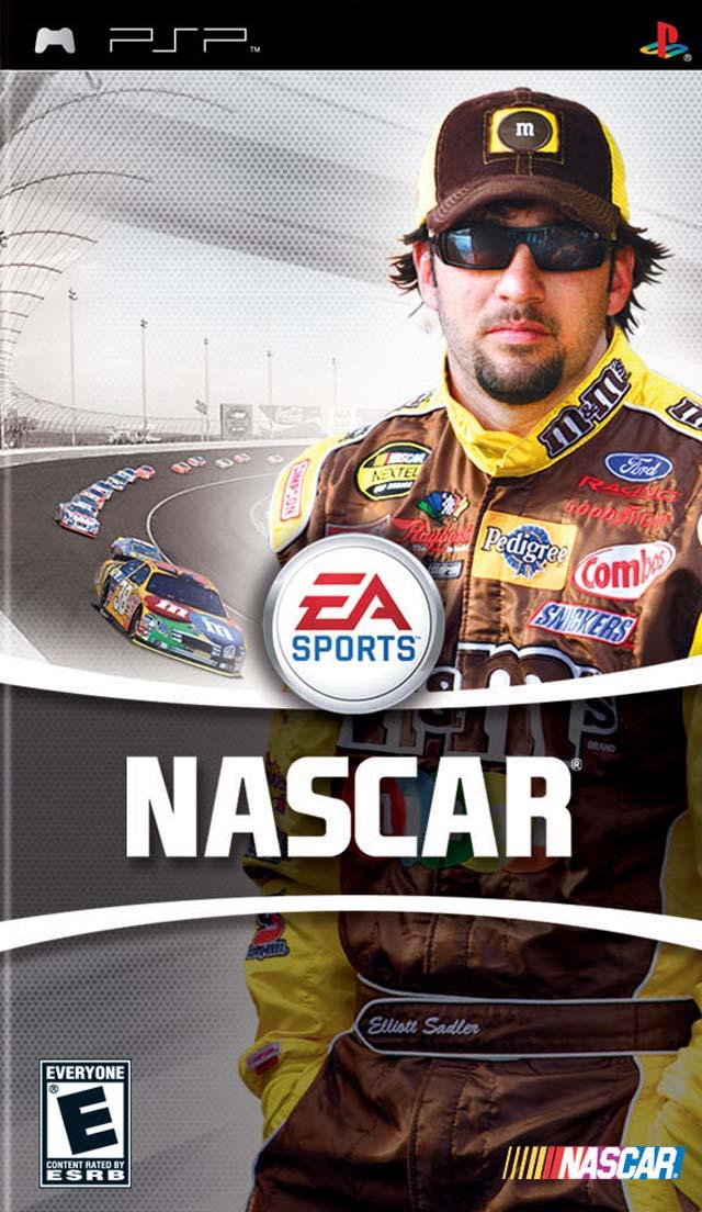 NASCAR PSP Game