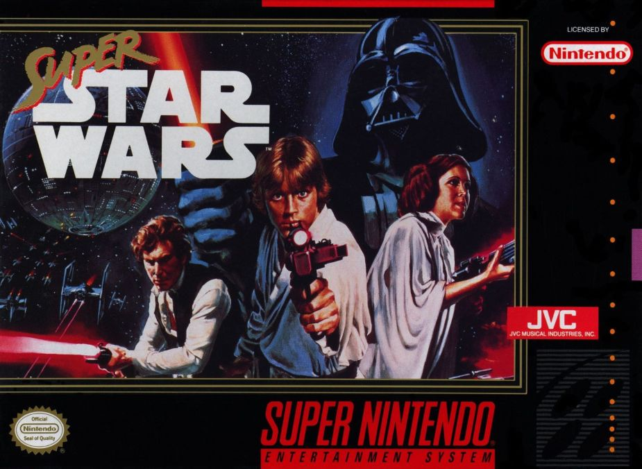 Image result for Super Star Wars