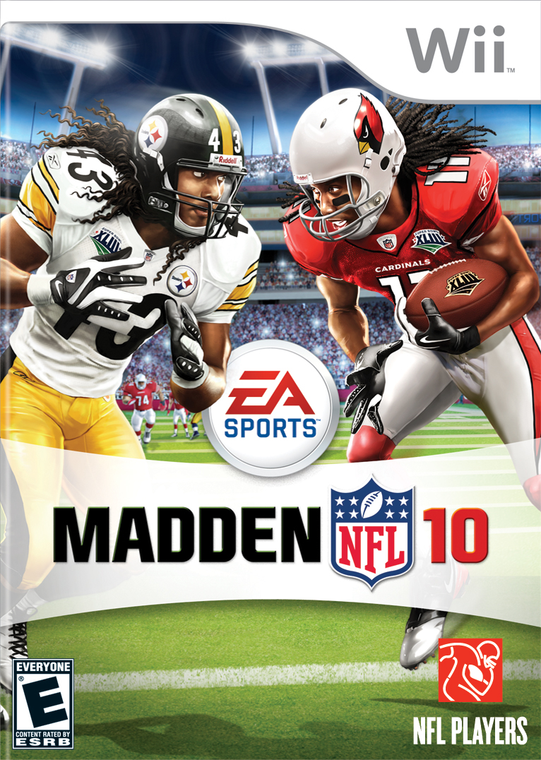 Madden NFL 10 Nintendo WII Game