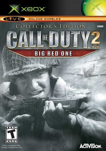 Call Of Duty 2 Big Red One Collectors Edition Xbox