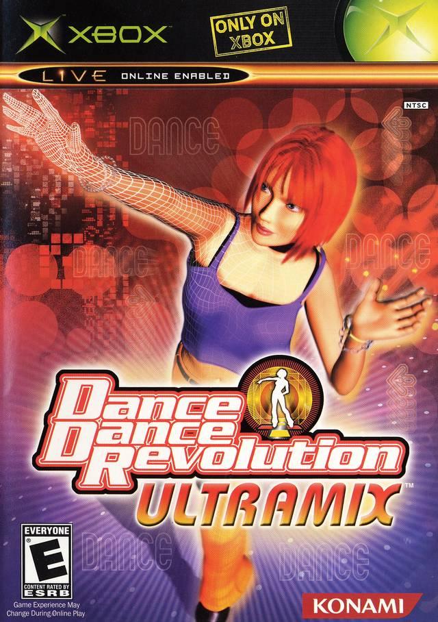 Dance Dance Revolution Ultramix Xbox