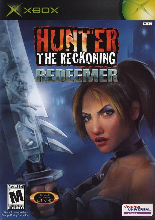 Hunter The Reckoning Redeemer Xbox