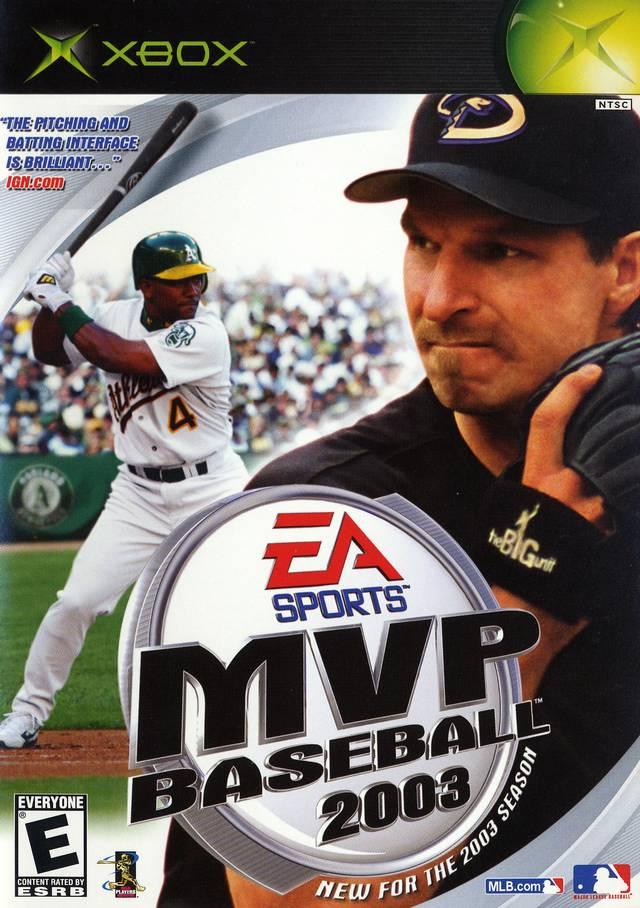 MVP Baseball 2003 Xbox