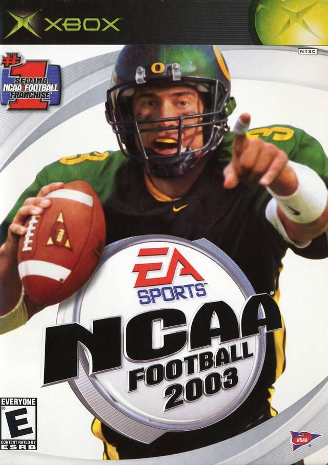 NCAA Football 2003 Xbox