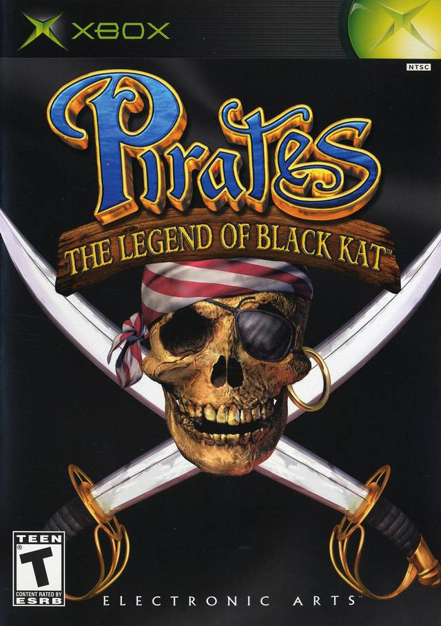 Pirates Legend Of Black Kat Xbox