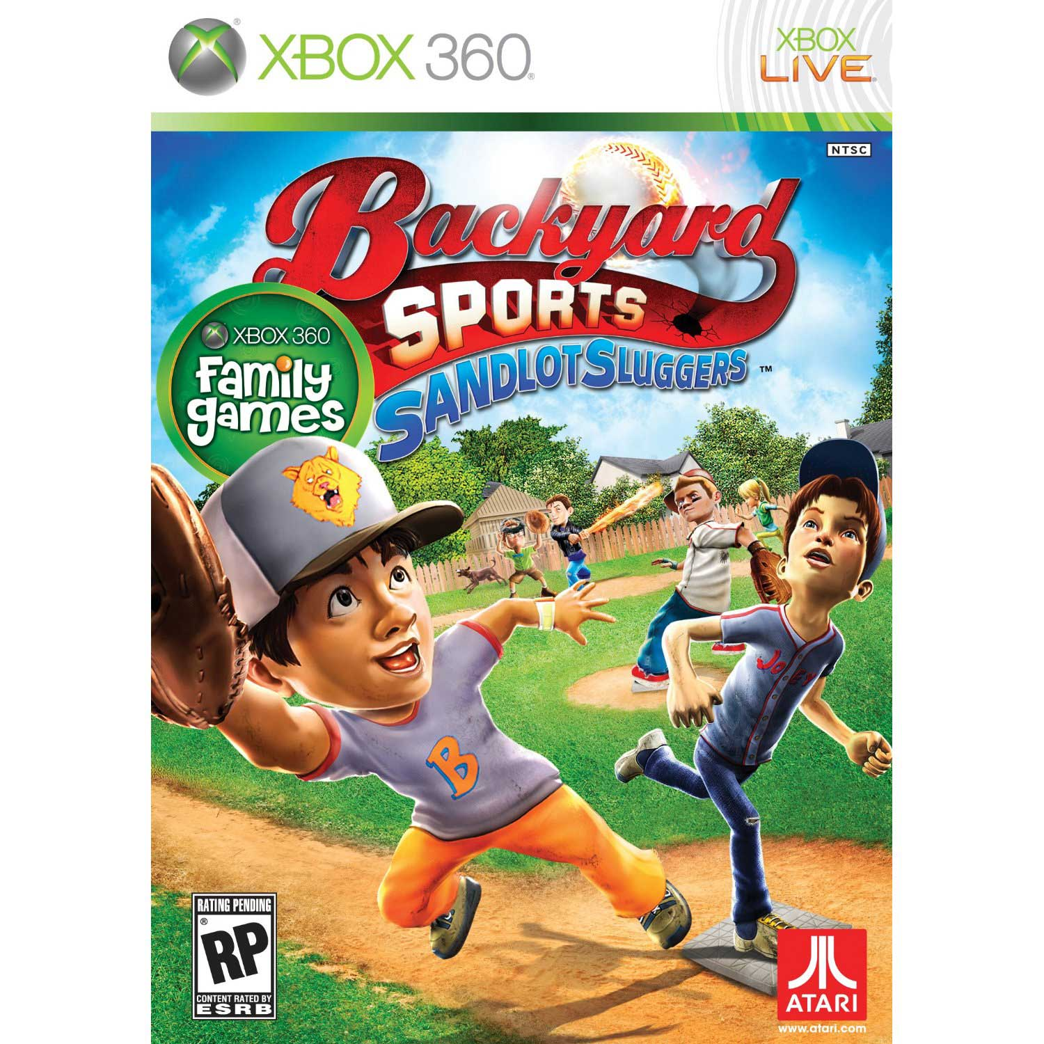 Random Topic One: Backyard Sports