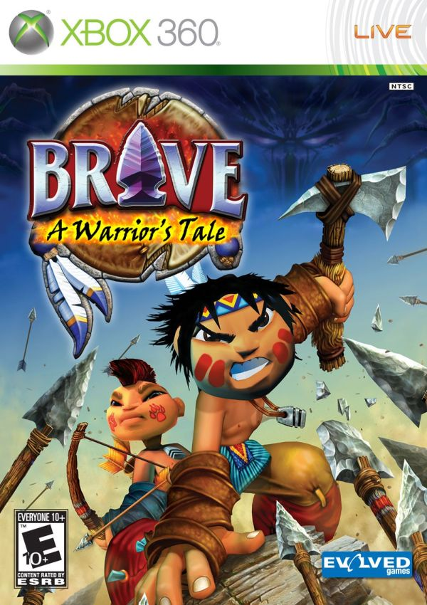 Brave A Warriors Tale Xbox 360 Game
