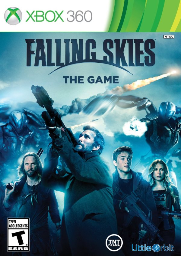 Falling Skies The Game Xbox 360 game
