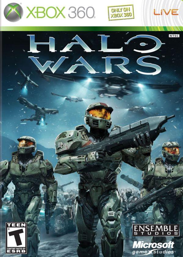 Halo Wars Xbox 360 Game