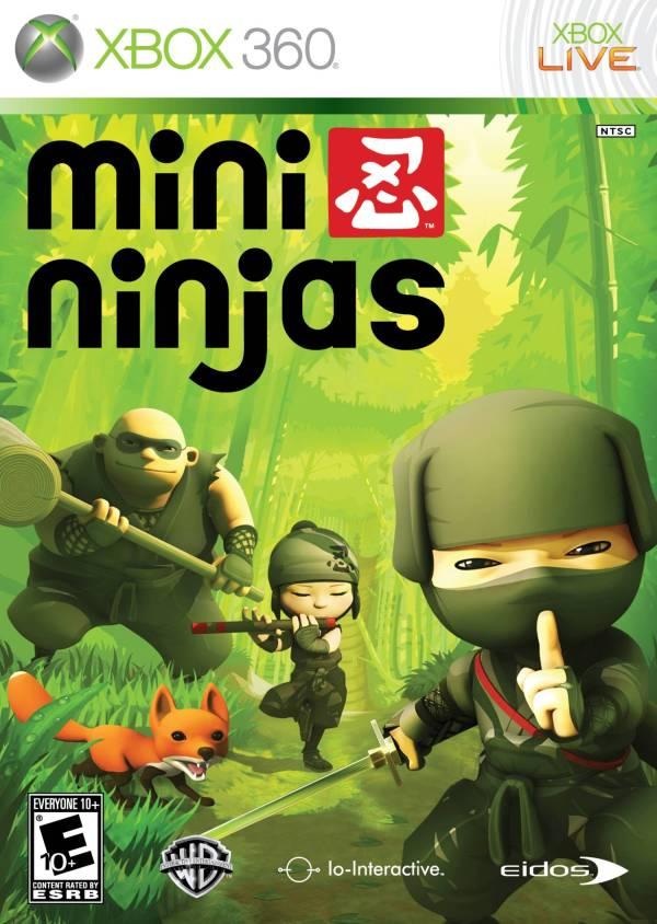 Mini Ninjas Xbox 360 Game