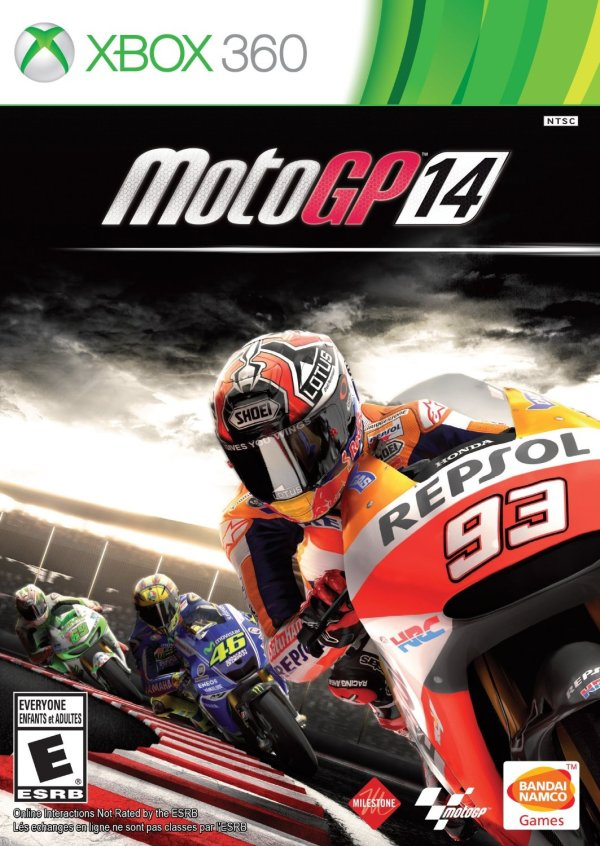 MotoGP 14 Xbox 360 game