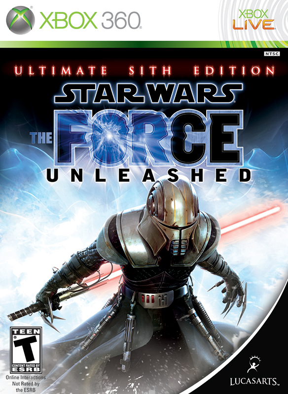 Star Wars The Force Unleashed Ultimate Sith Edition Xbox ...