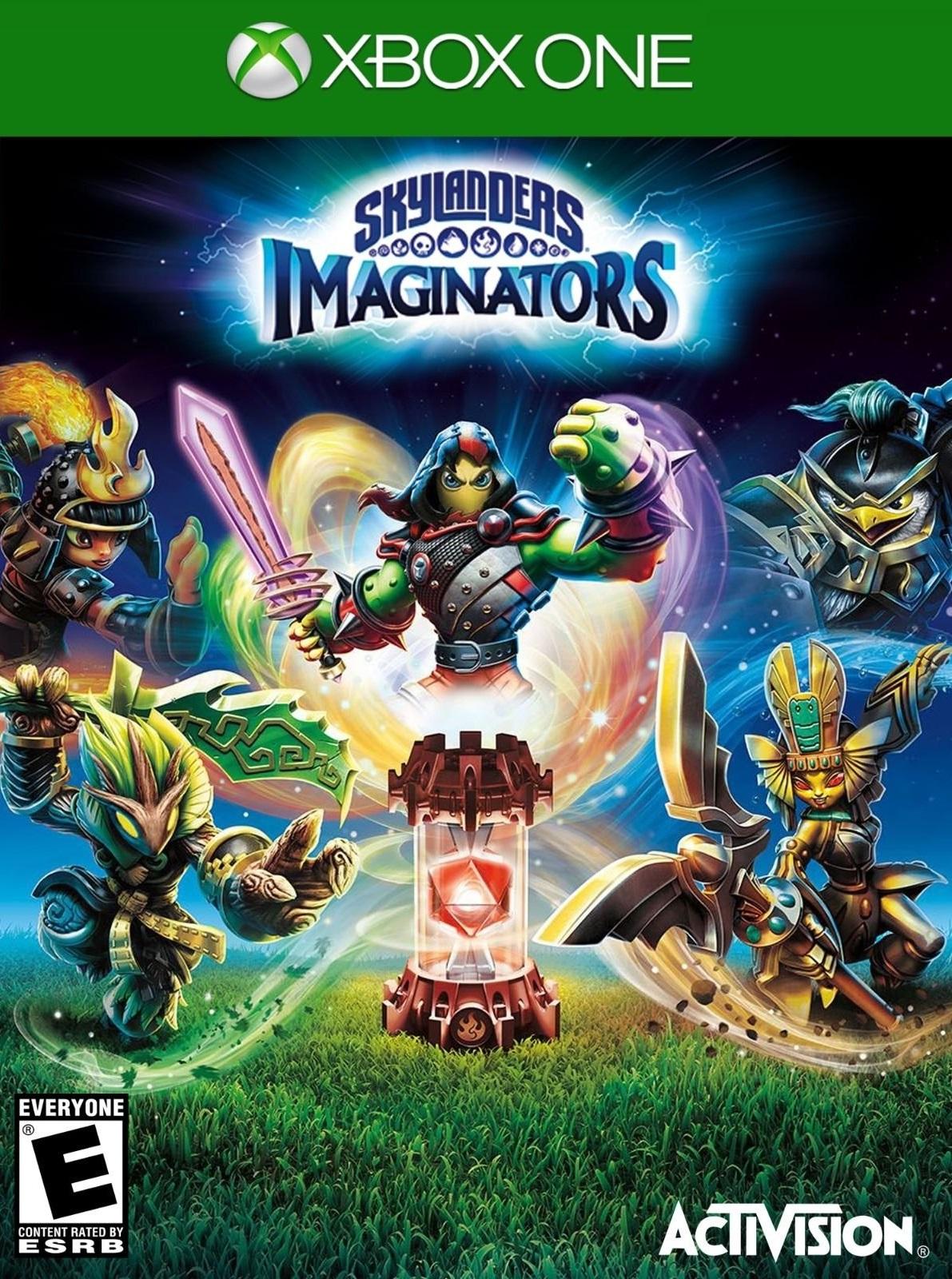Skylanders Imaginators Microsoft Xbox One Game
