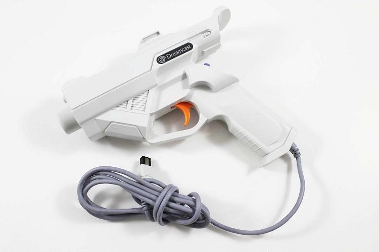 Dreamcast Light Gun Controller
