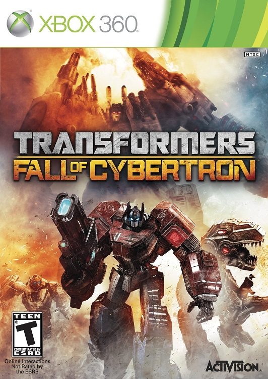 Transformers Game Xbox 360 Part 4