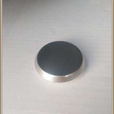 HOPPE umpikilpi pyöreä alumiini.