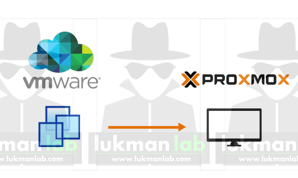 How to Import VMs from ESXi, VMware Workstation, VirtualBox to Proxmox