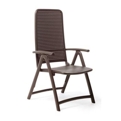 Stolica za tersu DARSENA, coffee
