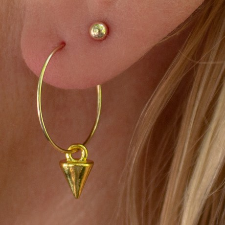 gold-stud-hoops