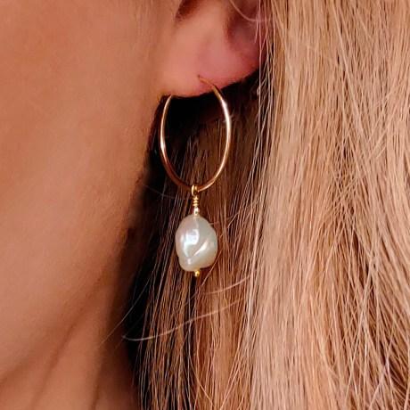 pearl hoops 1