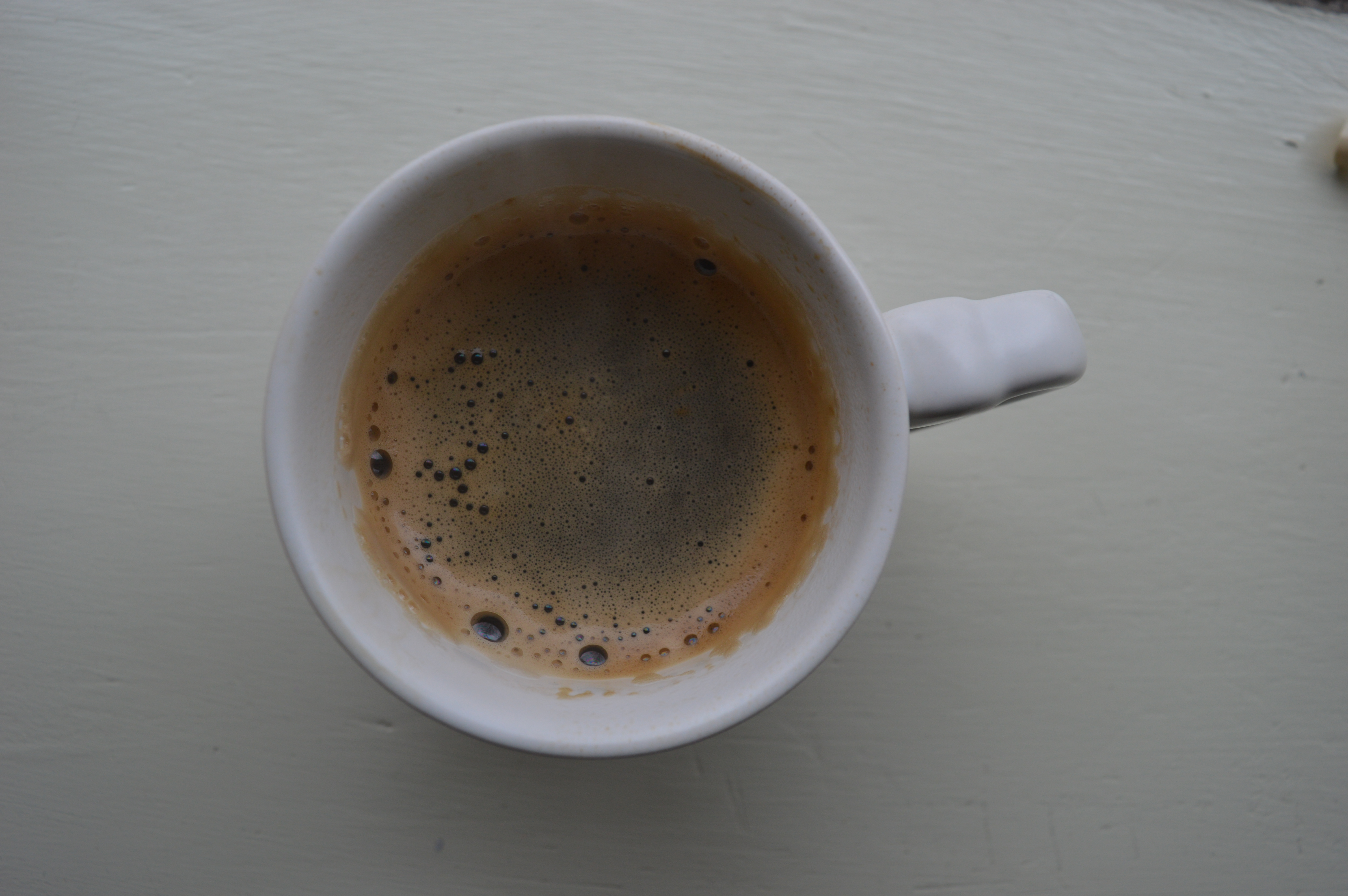 Foamy Coffee, Six Months, and Watch out for this (TOL #66)