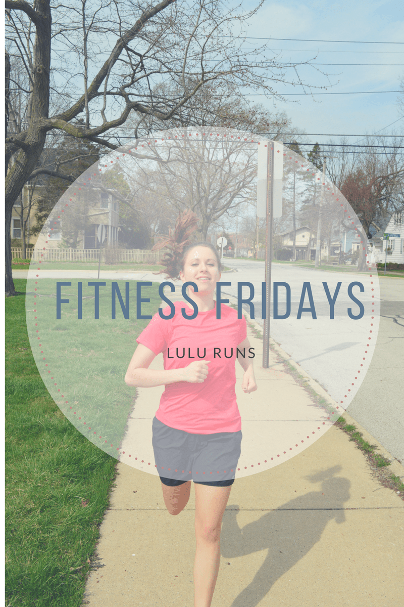 Fitness Fridays Graphic