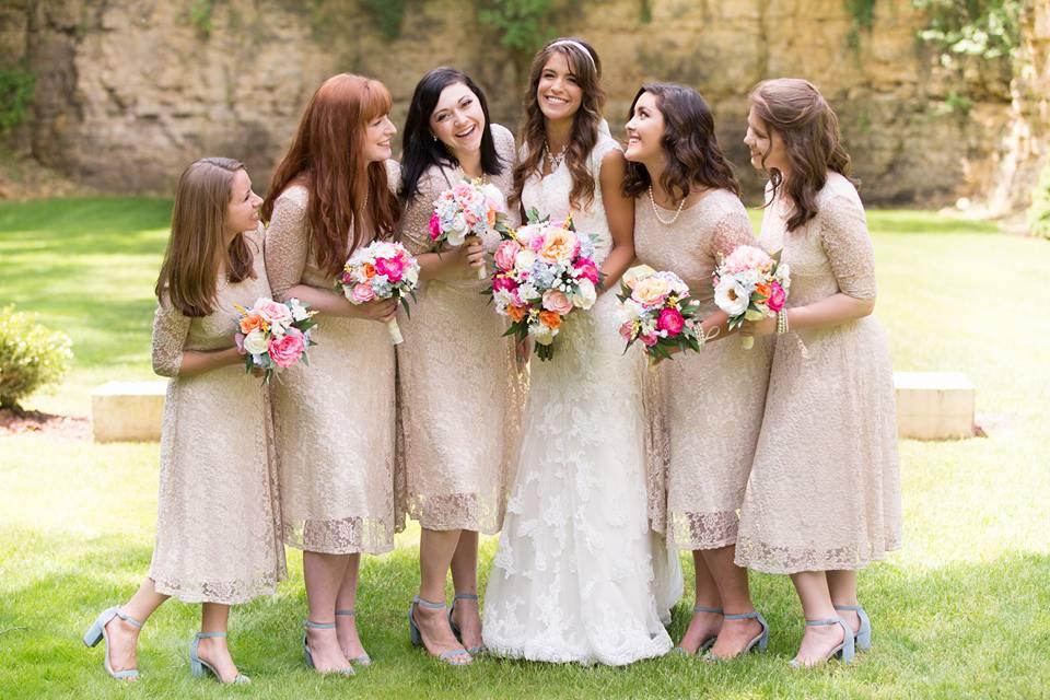 Kylie's wedding