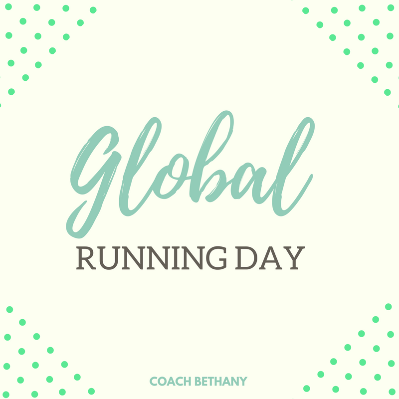 GLOABL RUNNING DAY