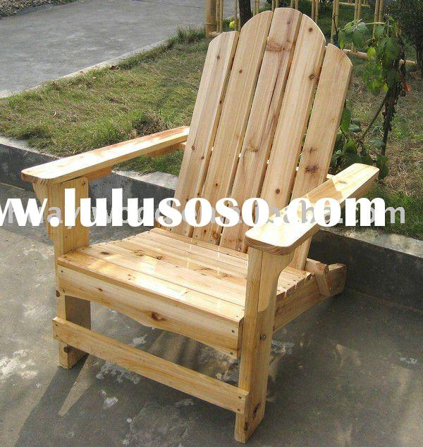 wooden garden chairs outdoor chair natural finish wooden chair made of