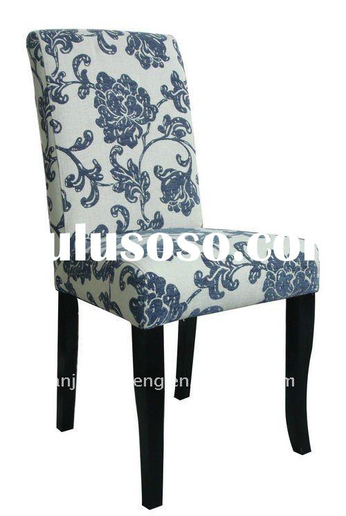 FLORAL FABRIC DINING CHAIRS Chair Pads Amp Cushions