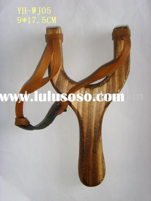 wooden child toys/wooden slingshot/wood crafts/catapult toy/house ...