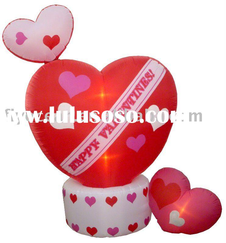 Inflatable Heart Valentine Inflatable Heart Valentine
