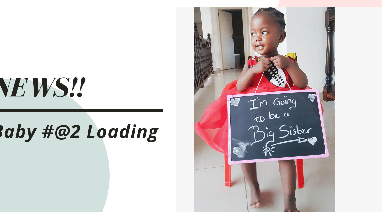 Big News – Baby #2 Loading