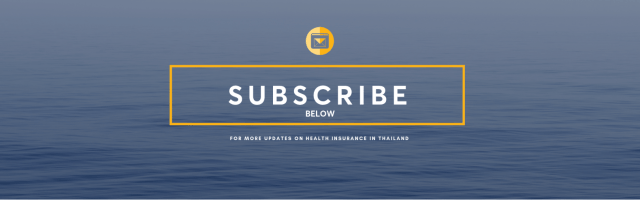 health updates thailand