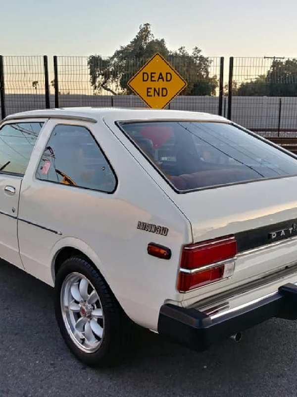 Datsun 310 – The Most Desirable Undesirable Car