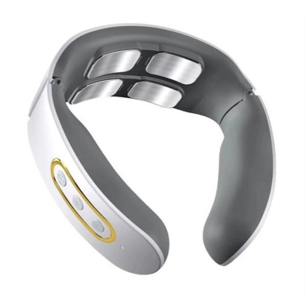 Intelligent Cervical Vertebra Massager Electric Neck Pain Relief Massage Instrument