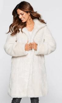 haine de blana dama supradimensionate