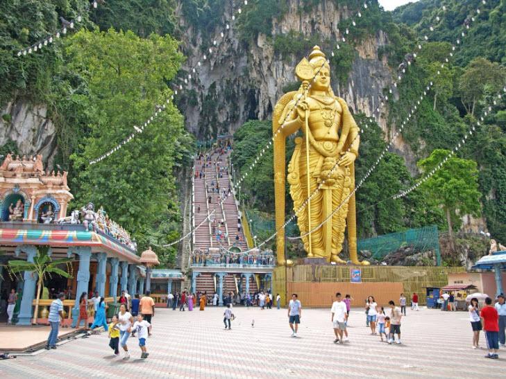 Kuala Lumpur - Calatorie in inima Malaeziei