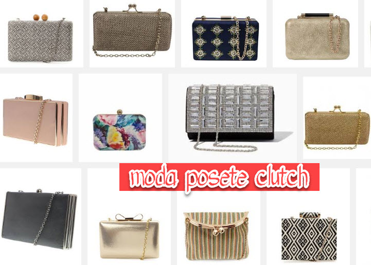Poseta clutch stiluri si tendinte