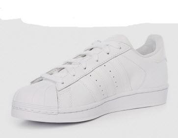 adidasi Adidas Superstar dama albi